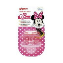 Pigeon pacifier Minnie 0 months or more S size 1 pieces