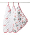Aden+anai (Aiden & any) wash cloth 3 with beauty