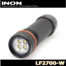 【送料無料!】INON(イノン)LF2700-W 水中LEDライト防水ダイビングライト