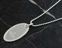 Gucci GUCCI logoptert sterling silver necklace silver 190462J84008106