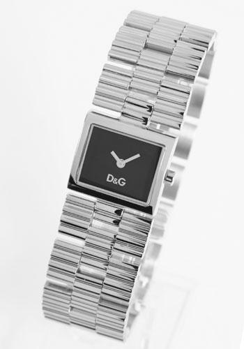 ドルチェ&ガッバーナ チェック ブラック レディース DW0339