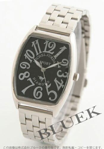 ミシェルジョルダン スポーツ ダイヤモンド ブラック メンズ SG1000-1
