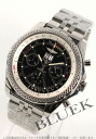 6.75 Brightman ring Bentley chronograph black men A442B28SP