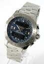 Brightman ring professional air wolf chronograph blue men A783C61PRS