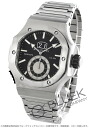 Bulgari Bvlgari Daniel Roth Kronos print mens BRE56BSSDCHS watch clock