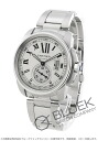 Cartier カリブル de Cartier automatic seconds silver mens W7100015