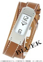 Hermes Kelly 2 ドゥブルトゥール leather brown / white female 025305WW00 (pretty hermes watches watch brand new women's fashion brand delights gift gift gifts leather belt white Kelly her)