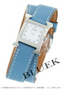 Hermes Hermes H watch double tour ladies 036720WW00 watch clock