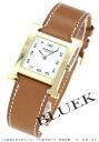 Hermes Hermes H watch mens 036785WW00 watch clock