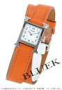 Hermes Hermes H watch mini double tour ladies 037882WW00 watch clock