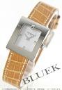 Hermes HERMES belt watch crocodile leather Womens BE1.110.160/G-CNA