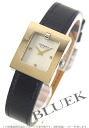 BE1.120.470/G-MNO with HERMES belt watch leather black / ivory Lady's substitute belt