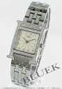 Hermes H watch DIA bezel silver ladies HH1.230.271/4804