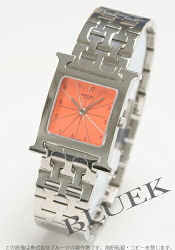 エルメス Hウォッチ オレンジ ボーイズ HH1.510.830/4805