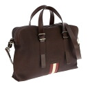 Christmas sale ★ Bally BALLY business bag Brown BERNIT 11