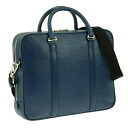 Bally BALLY business bag dark blue MAED 257