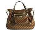 Louis Vuitton LOUIS VUITTON ダミエイーヴォラ GM handbag dark brown N41132