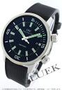 IWC vintage aquatimer automatic rubber black mens IW323101
