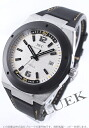 IWC Ingenieur automatic climate action leather Black / Silver mens IW323402