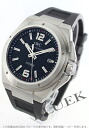 IWC Ingenieur automatic ミッションアーズ rubber black mens IW323601