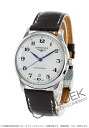 Longines master collection automatic alligator Leather Brown / silver mens L2.628.4.78.3