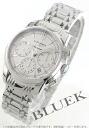 Xmas sale ★ Jin Ron Mie Santi automatic chronograph silver men L2.752.4.72.6