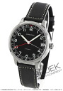 Jin Ron heritage military 1938 automatic leather black men L2.789.4.53.0
