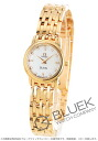Ladies Omega-Devil prestige 4116.75 RG pure gold diamond index white shell mini
