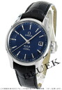 Omega OMEGA Devil hour vision alligator leather mens 431.33.41.21.03.001