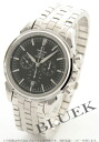 Omega-Devil coaxial 4541.50 chronometer chronograph black mens