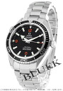Omega Seamaster Planet Ocean 45 mm 2200.51 coaxial black mens