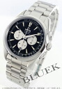 Omega Cima star aqua terra chronometer automatic chronograph black & silver men 221.10.42.40.01.002