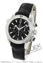 Omega Seamaster Planet Ocean Chrono diabesel 600 m waterproof black & grey ladies 222.18.38.50.01.001