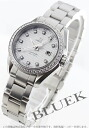 Omega Cima star aqua terra diamond white shell Lady's 231.15.30.61.55.001