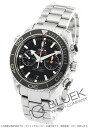 Omega Seamaster Planet Ocean Chrono coaxial 600 m waterproof black mens 232.30.46.51.01.001