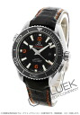 Omega Seamaster Planet Ocean chronometer automatic 600 m waterproof Black Womens 232.33.38.20.01.002