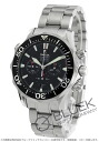 Omega Seamaster 300 m プロダイバーズ 2594.52 chronometer chronograph black mens