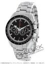 Rakuten Japan sale ★ Omega Speedmaster オリンピックタイムレス collection chronometer day date black men's 321.30.44.52.01.001