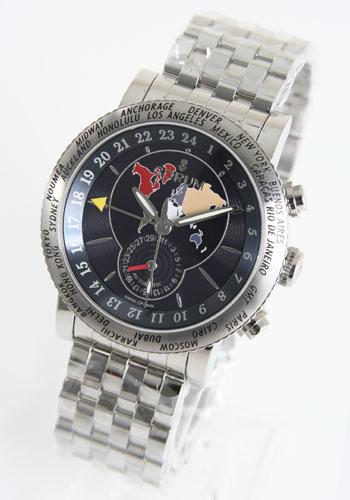 コルム クラシカル オートマチック GMT ネイビー メンズ 983.201.20/M400 FB24
