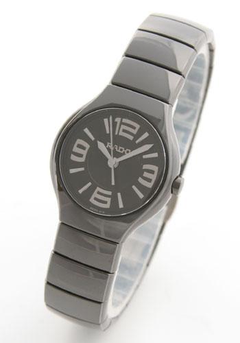 ラドー トゥルー ファッション セラミック チタン ブラック レディース R2765.5162