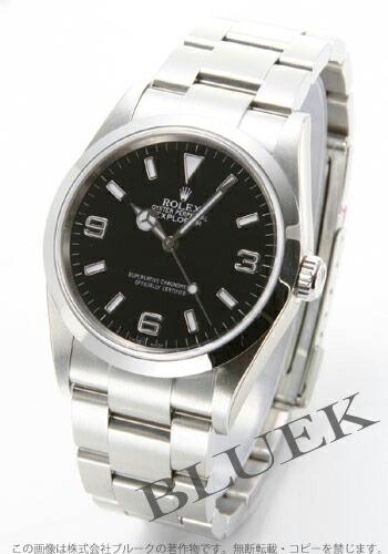 ロレックス Ref.114270 エクスプローラーI ブラック メンズ