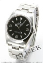 Rolex Ref.114270 Explorer I black mens