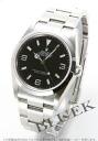 Rolex Ref.114270 Explorer I black mens