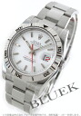 Men's Rolex Datejust-Ref.116264 WG bezel white