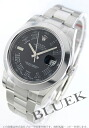 Rolex Ref.116300 Datejust II Black Roman men