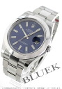 Rolex Rolex Datejust II mens Ref.116300 watch clock