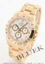 Rolex Ref.116528G Cosmo graph Daytona YG pure gold 8P diamond white men