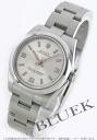 Rolex Oyster Perpetual Ref.177200 Silver Pink Arabian boys