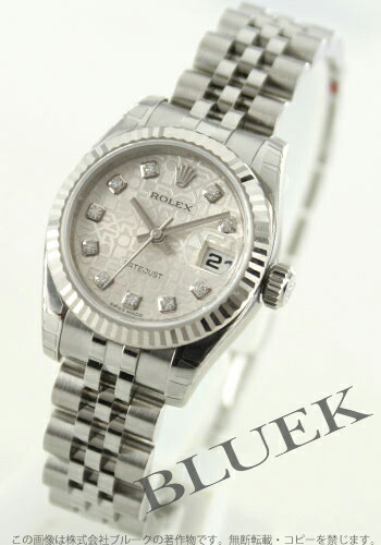 ロレックス Ref.179174J デイトジャスト ダイヤ