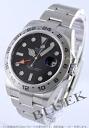 Rolex Ref.216570 Explorer II GMT black mens